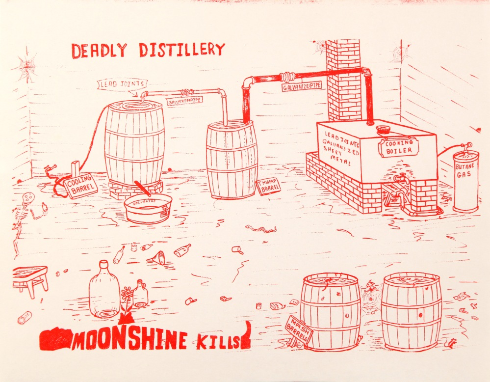 Dirty Distillery